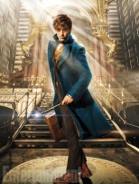 Eddie Redmayne for 'Fantastic Beasts and Where to Find Them'