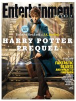 'Fantastic Beasts and Where to Find Them' EW Cover