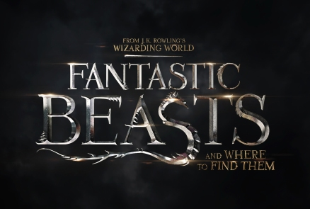 'Fantastic Beasts and Where to Find Them' Logo