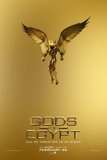 'Gods of Egypt' Teaser Poster