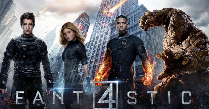 'Fantastic Four' Wallpaper