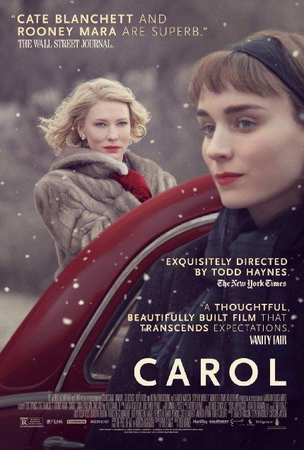 'Carol' Poster
