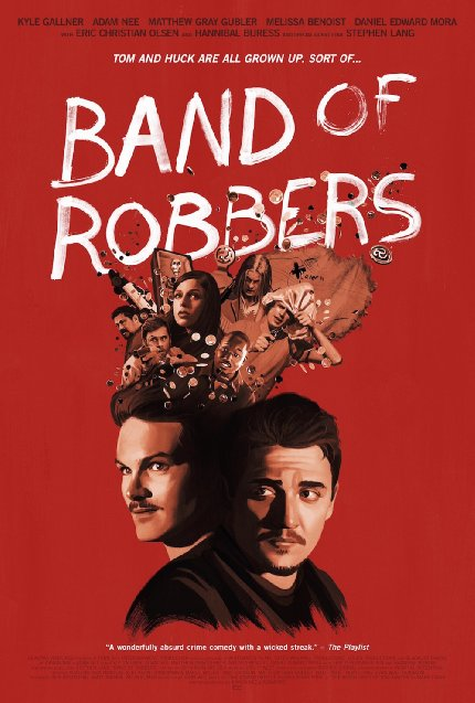 'Band of Robbers' Poster