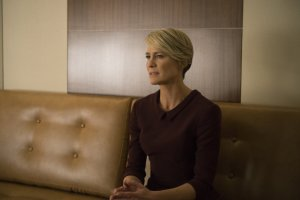 Robin Wright in 'House of Cards'