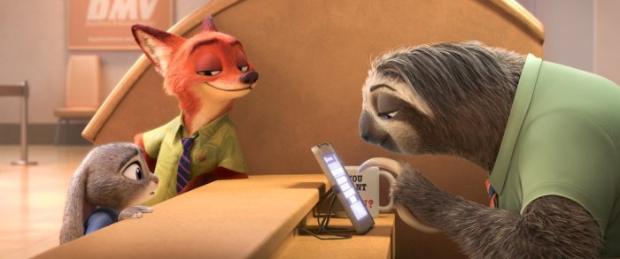 Judy Hopps & Nick Wilde for 'Zootopia'