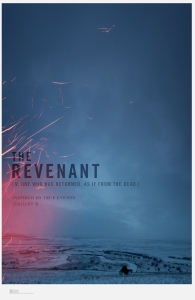'The Revenant' Teaser Poster