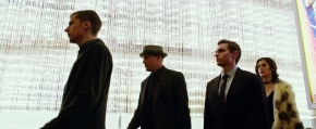 Jesse Eisenberg, Woody Harrelson, Dave Franco & Lizzy Caplan in 'Now You See Me 2'