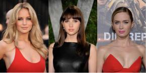 Top Actresses 2015