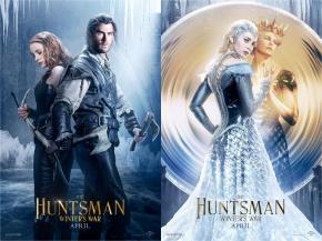 'The Huntsman' Posters