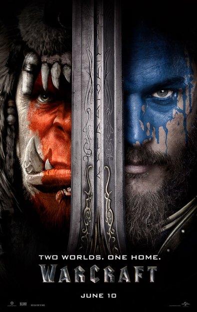 'Warcraft' Teaser Poster