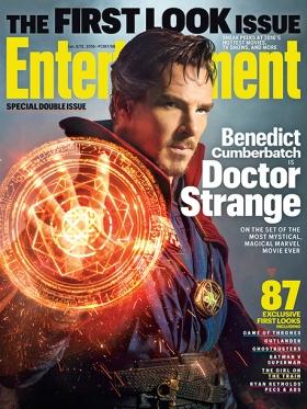 DOCTOR STRANGE EW Cover