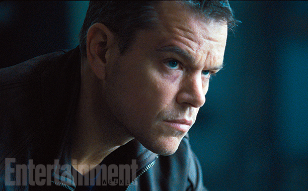 Matt Damon as Jason Bourne in BOURNE 5