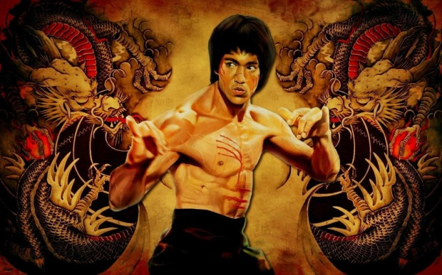 ENTER THE DRAGON Wallpaper