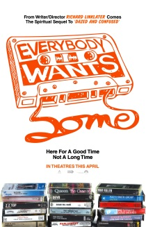 EVERYBODY WANTS SOME Teaser Poster