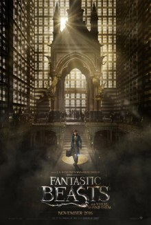 FANTASTIC BEASTS AND WHERE TO FIND THEM Teaser Poster