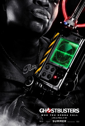 GHOSTBUSTERS Character Posters