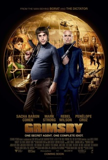 THE BROTHER'S GRMSBY TeaserPoster