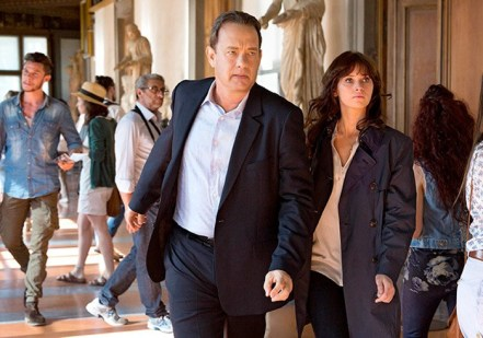 Tom Hanks & Felicity Jones in INFERNO