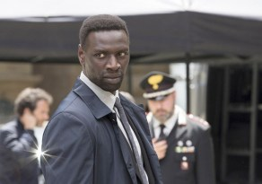 Omar Sy in INFERNO