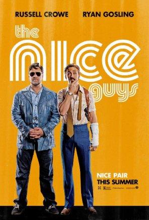 THE NICE GUYS Teaser Poster
