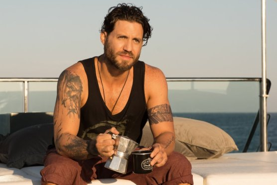 Edgar Ramirez in POINT BREAK