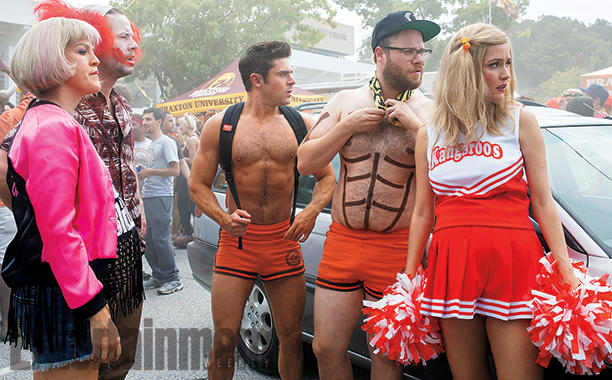Cast of NEIGHBORS 2: SORORITY UPRISING