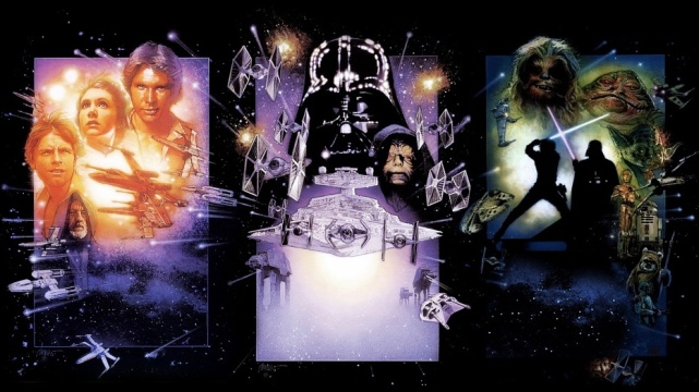 STAR WARS: The Original Trilogy Wallpaper