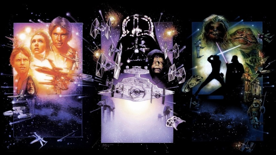 STAR WARS: The Original Trilogy Wallpaper