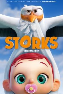 STORKS Teaser Poster