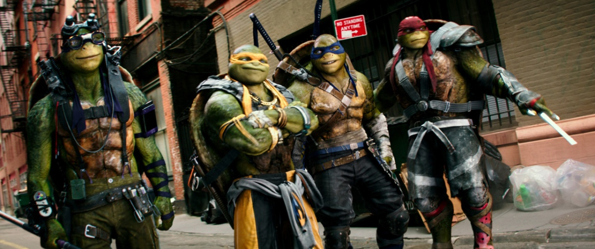 A New 'Teenage Mutant Ninja Turtles' Movie Is Officially in the Works