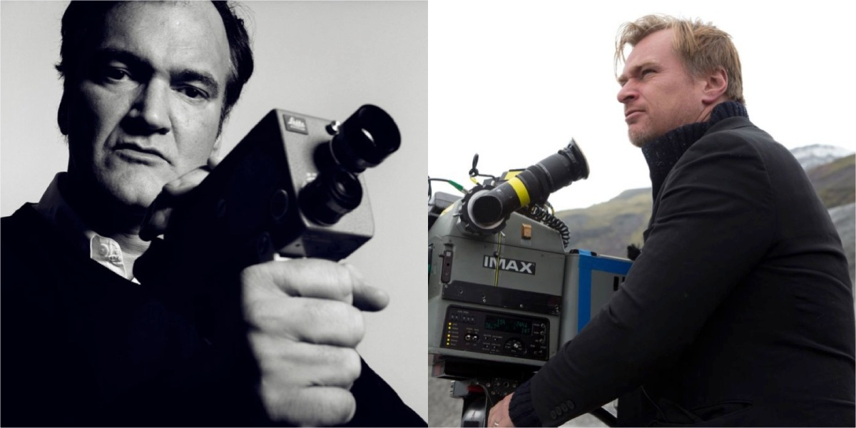 Showdown Sunday #15: Quentin Tarantino vs. Christopher Nolan