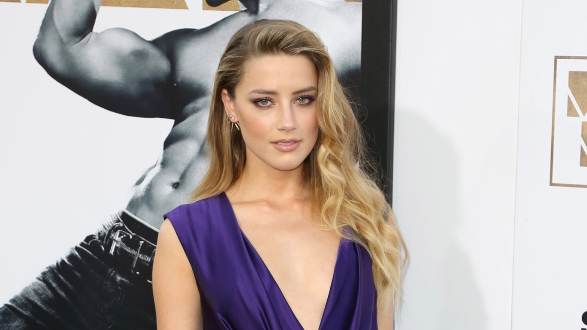 Amber Heard Is Reportedly in Talks to Play Mera in the DCEU's 'Justice League' & 'Aquaman'