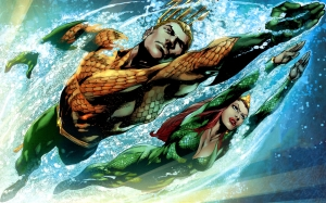 Aquaman & Mera