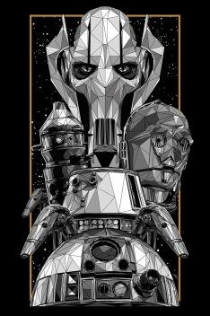 Droids-Head