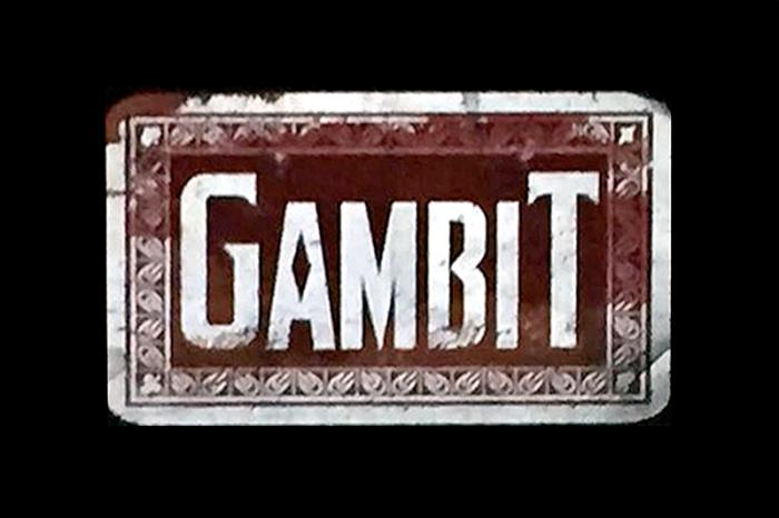 'Gambit' Logo