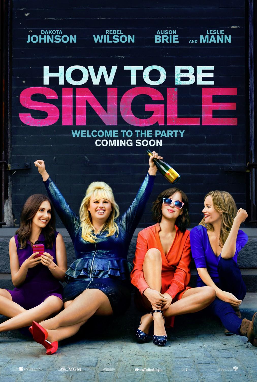 Script Writing Format Essentials 'howtobesingleposter' Howtobesingleposter  '� Apocaflix! Movies How To Be Single
