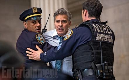 George Clooney in MONEY MONSTER