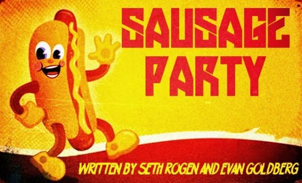 SAUSAGE PARTY Logo
