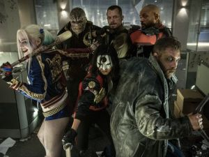 Cast of 'Suicide Squad'