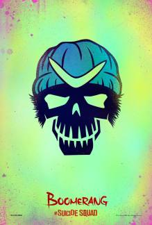 'Suicide Squad' Captain Boomerang Poster