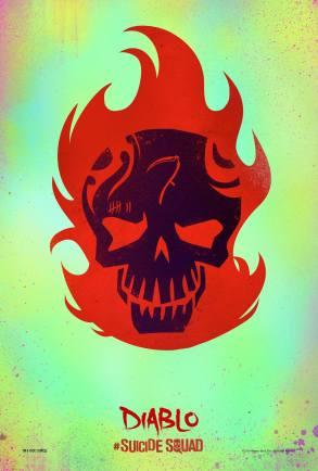 'Suicide Squad' Diablo Poster