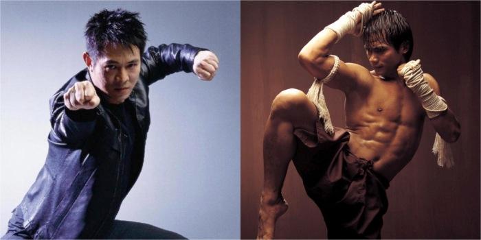 Jet Li & Tony Jaa