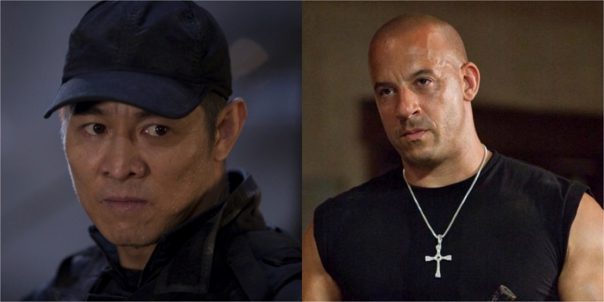 Jet Li Will Face off Against Vin Diesel in 'xXx: The Return of Xander Cage'