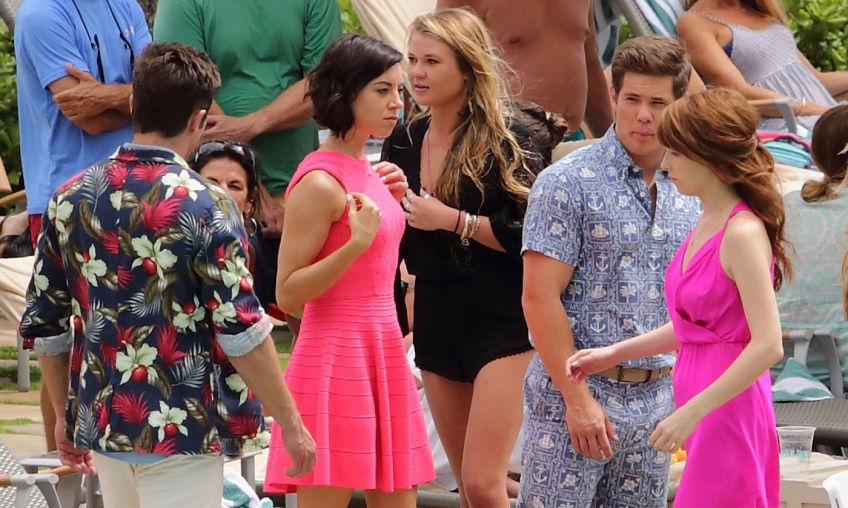 Movies Like Mike And Dave Need Wedding Dates.Zac Eforn Aubrey Plaza Adam Devine Anna Kendrick In Mike And
