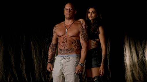 Vin Diesel as Xander Cage in 'xXx: The Return of Xander Cage'