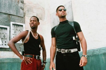 Martin Lawrence & Will Smith in 'Bad Boys
