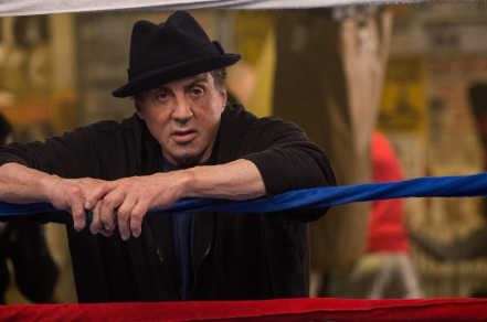 Sylvester Stallone in 'Creed'