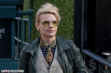 Kate McKinnon in 'Ghostbusters'