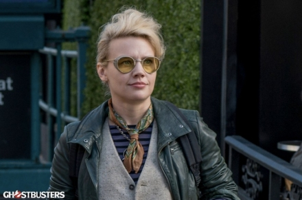 Kate McKinnon in 'Ghostbusters'