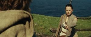Daisy Ridley in 'Star Wars: Episode VIII'
